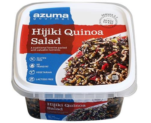 Azumagourmet Hijiki Quinoa Salad
